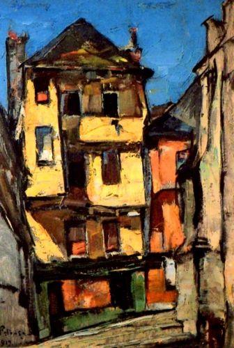Ghe. Petrașcu, Case vechi